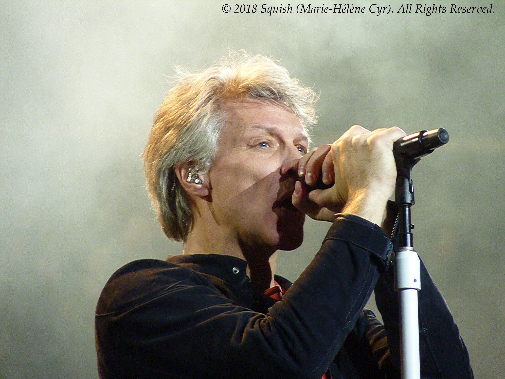 Bon Jovi - Prudential Center, NJ, États-Unis (7 avril 2018)